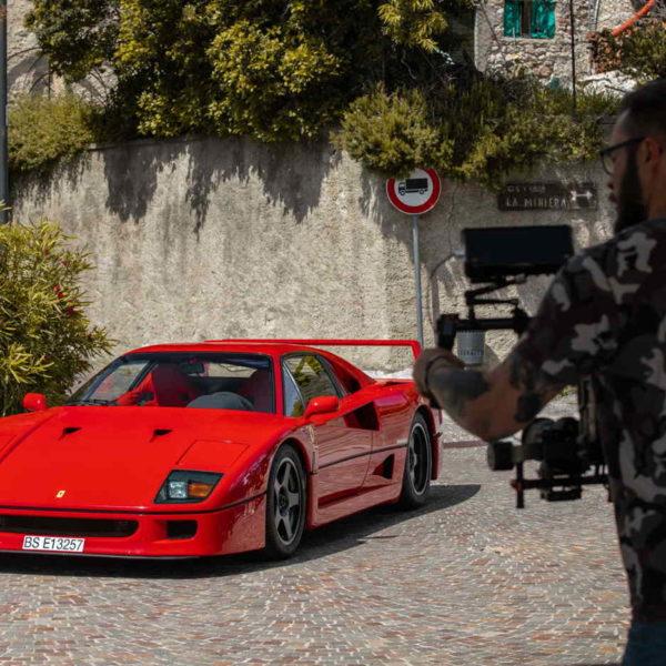 Italian Dream - historia pewnego Ferrari F40 8