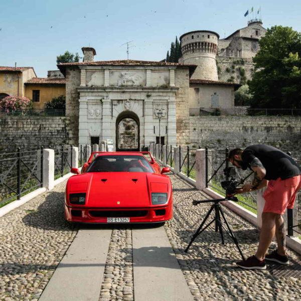 Italian Dream - historia pewnego Ferrari F40 3