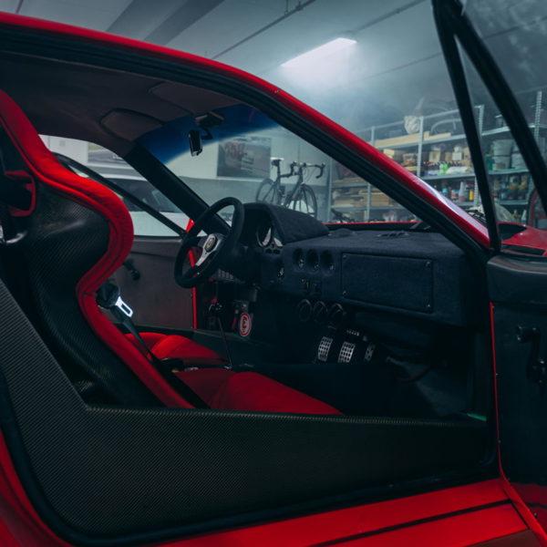 Italian Dream - historia pewnego Ferrari F40 2