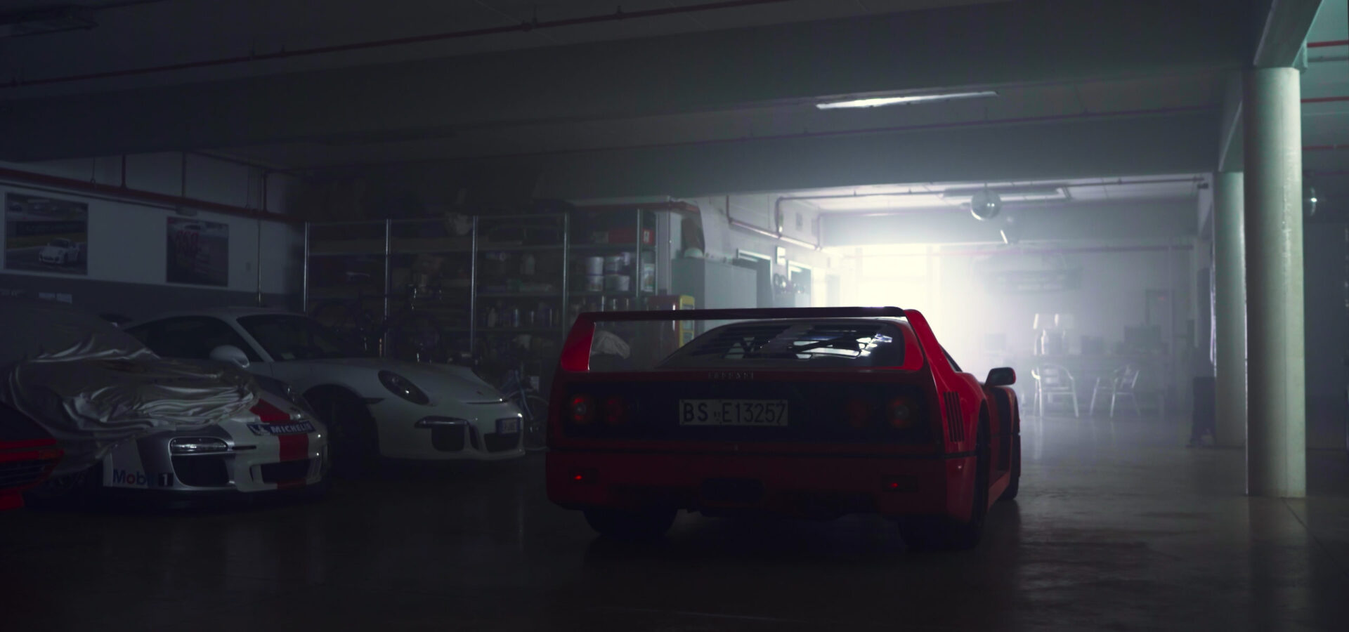 Italian Dream - historia pewnego Ferrari F40 4